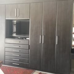 اتاق خواب by SCD Kitchens