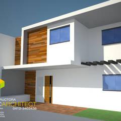 Proyectos de Arquitectura Residencial: Anexos de estilo  por Constructora NRC ARCHITECT C.A.,