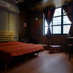 走進福爾摩斯 Baker Street 貝克街的英倫套房:  飯店 by Lee Design International 空間&室內設計