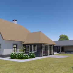 منازل تنفيذ Architectenbureau van den Hoeven b.v.