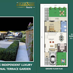 AnanDam Resorts : country Garden by Kansal Constructing Smart Cities