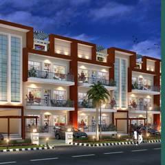 AnanDam Resorts :  Walls by Kansal Constructing Smart Cities