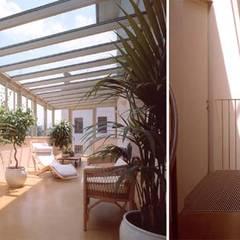 Conservatory by Pietro Carlo Pellegrini Architetto