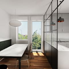 Kitchen by Euga Design Studio