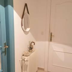Koridor dan lorong oleh Marketing Inmobiliario - Home Staging