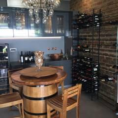 Wine cellar by Graftink Interior and Architectural Design Studio ,