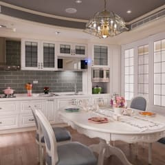 country Kitchen by kimico.liu