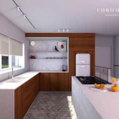 Cozinhas: Cozinhas  por Coromotto Interior Design