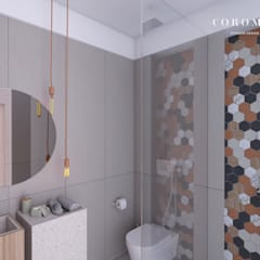 Bathroom by Coromotto Interior Design,
