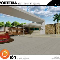 Casas  por ION arquitectura SAS,