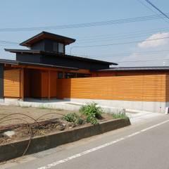 Rumah by 田村建築設計工房