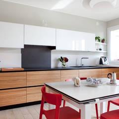Dapur oleh Andrea Picinelli