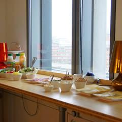 Seats2Meet 's-Hertogenbosch:  Evenementenlocaties door INinterieurs