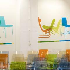 Buiten-de-deur-werk-pareltje : Seats2Meet Strijp-S Eindhoven :  Evenementenlocaties door INinterieurs