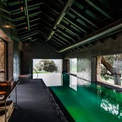 PROYECTO SPA - DONAIRA: Spa de estilo  de Piscinas Godo