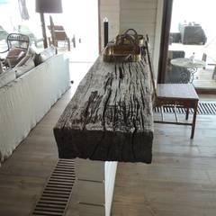 casa Bambach - Vial: Comedores de estilo  por David y Letelier Estudio de Arquitectura Ltda.,