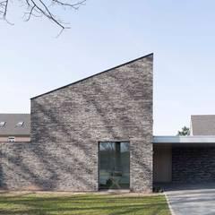Maison passive de style  par Joris Verhoeven Architectuur