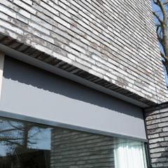 Energiepositieve woning:  Passiefhuis door Joris Verhoeven Architectuur
