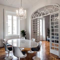 اتاق غذاخوری by Tommaso Giunchi Architect