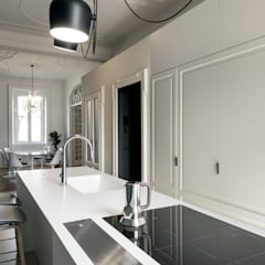 Kitchen by Tommaso Giunchi Architect