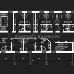 Бизнес-отель: Гостиницы в . Автор – Дизайн-студия Анастасии Нестеровой