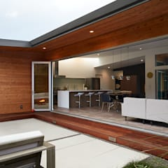San Carlos Midcentury Modern Remodel:  Houses by Klopf Architecture