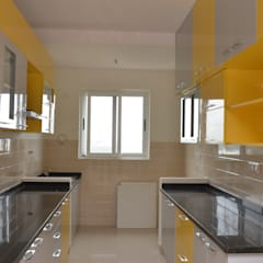 Kitchen by Scale Inch Pvt. Ltd.