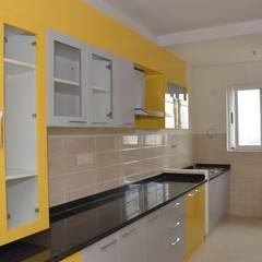 Kitchen by Scale Inch Pvt. Ltd.