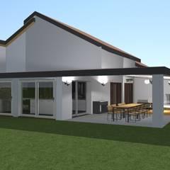 agencement déco extension maison: Maisons de style de style Classique par relion conception