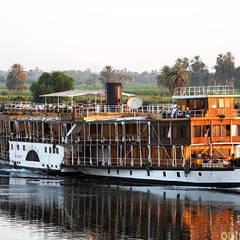 Nilschiff MS-Sudan:  Hotels von outsideIN | Innen-Architektur