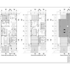 Townhouse en Cúa.: Anexos de estilo  por MARATEA Estudio,