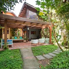 Casas de estilo  por SET Arquitetura e Construções,