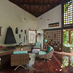 Ventanas de estilo  por SET Arquitetura e Construções