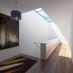 Corridor & hallway by EsboçoSigma, Lda