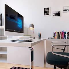 Studeerkamer/kantoor door EsboçoSigma, Lda