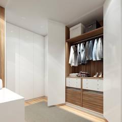 Dressing room by EsboçoSigma, Lda,