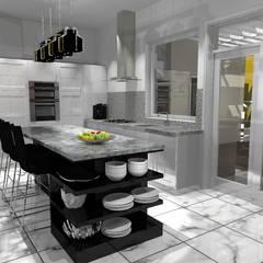 classic Kitchen by Diseño de Locales