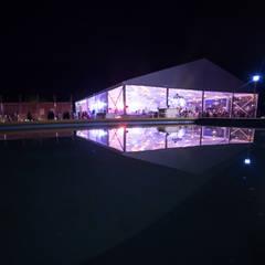Locais de eventos  por SINTESIS arquitecto & asociados