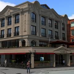 KK Creative Works – Mihran Hotel: klasik tarz tarz Evler