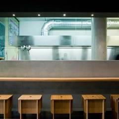Projekty,  Gastronomia zaprojektowane przez rauminraum