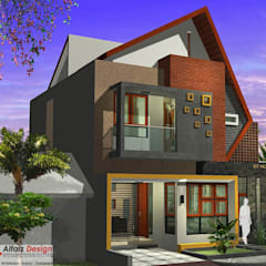 Houses by Alfaiz Design