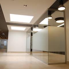 Edifício de Escritórios - Defensores 6: Escritórios  por Peritraço Arquitectura