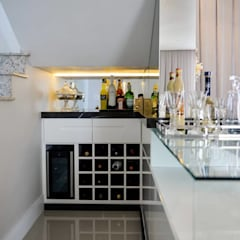 Wine cellar by dm arquitetura e interiores - Dayane e Marina Chemin