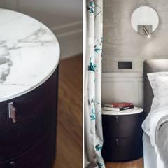 Sopot 2016: styl , w kategorii Sypialnia zaprojektowany przez JT GRUPA,