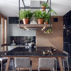tropical Kitchen by JT GRUPA
