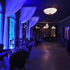 Anexo - CLUB88 Bares e clubes clássicos por Whill Barros Arquitetura e Design Clássico