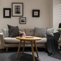 اتاق نشیمن توسط存果空間設計有限公司, اکلکتیک (ادغامی)