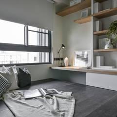 念戀:  臥室 by 存果空間設計有限公司