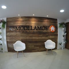 Office buildings by Remodelamos.casa,