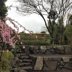 里山プロジェクト: 庭咲桜(にわざくら)が手掛けた庭です。